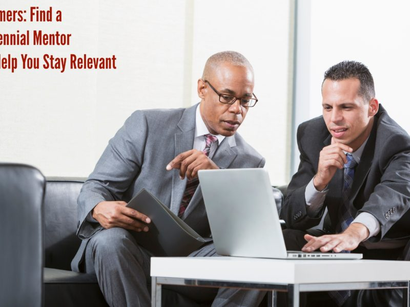 Mutual Mentorship: 6 Ways Boomers Can Jump In Now