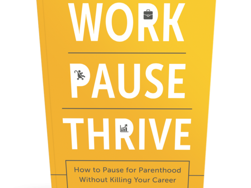 Millennials: Read Work, Pause, Thrive for Great Career Advice