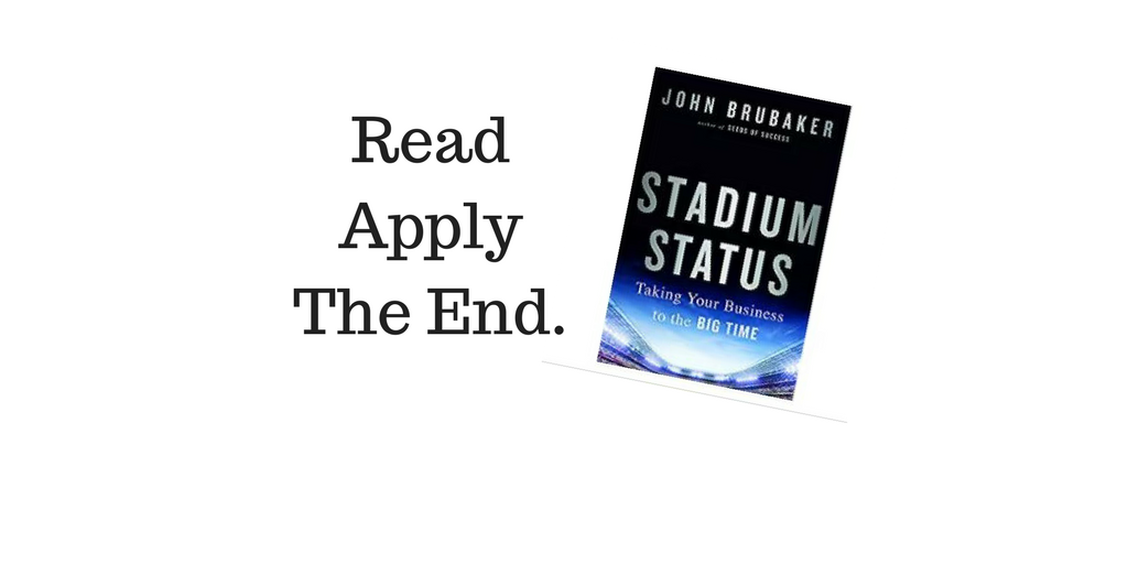 Going To The Next Business Level: Stadium Status