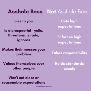 Not all bosses are assholes pics 470