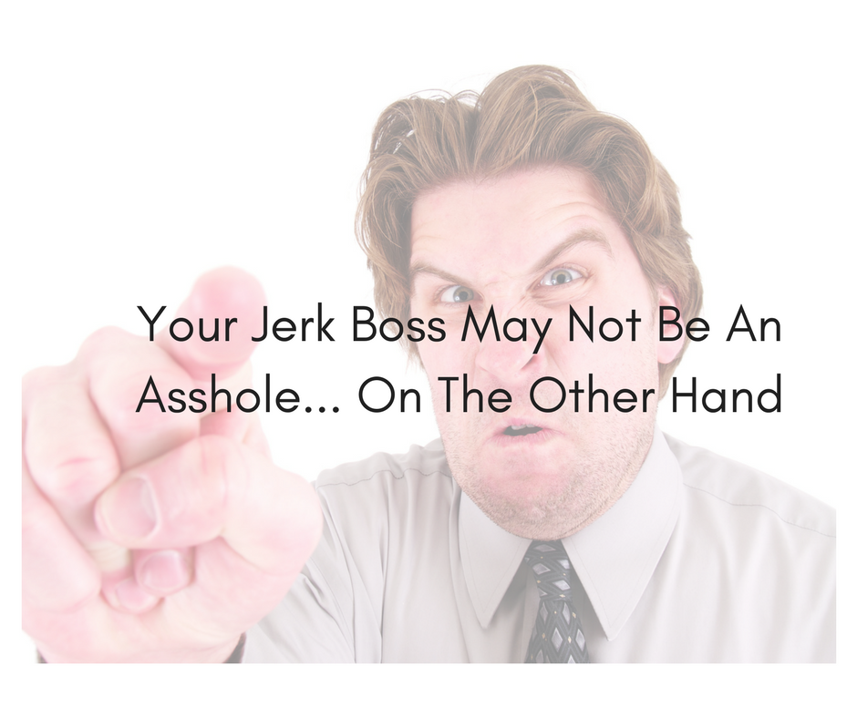 Not all bosses are assholes pics 866