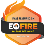 I was featured on EO Fire
